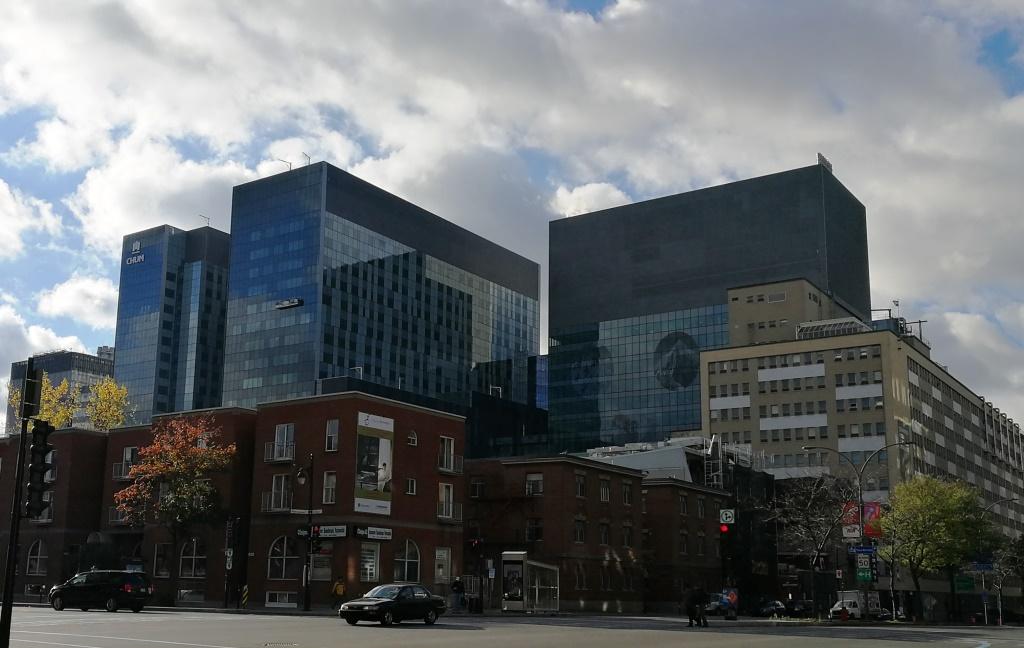 Centre hospitalier de l'université de Montréal – (CHUM